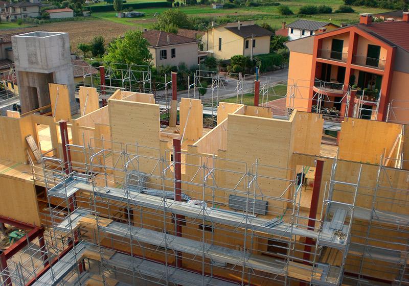 XLAM | Sistemi costruttivi per case