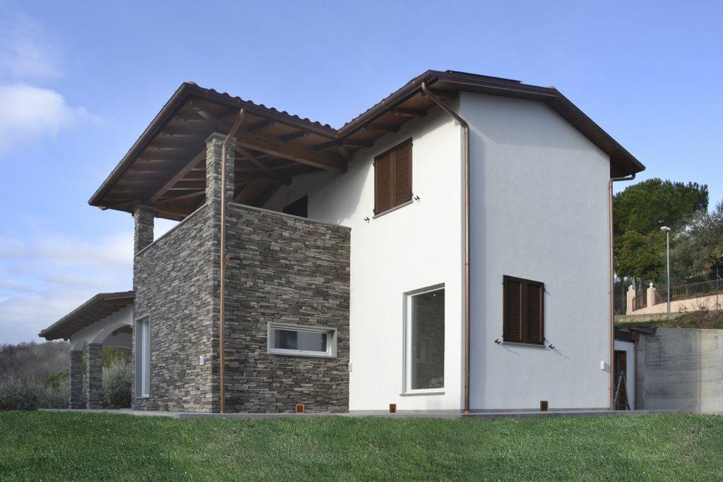 Perugia, abitazione unifamiliare